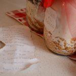 Cookies cocco e gocce di cioccolato..un dolce regalo