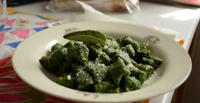 Strangolapreti alla Trentina: come sfruttare al meglio gli spinaci
