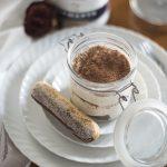 Tiramisù al cioccolato bianco e panna