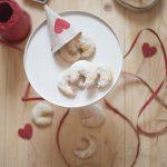 Vanillekipferl, biscotti alla vaniglia che si sciolgono in bocca