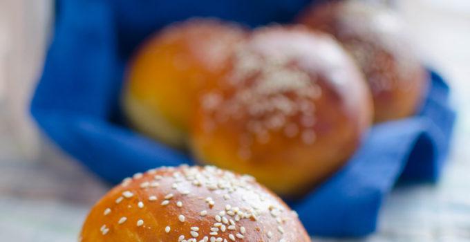 Burger Buns: panini per hamburger